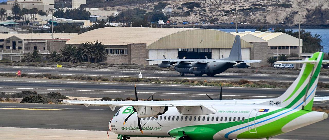 La inversión en los aeropuertos canarios sube hasta los 154 millones, un 26% más