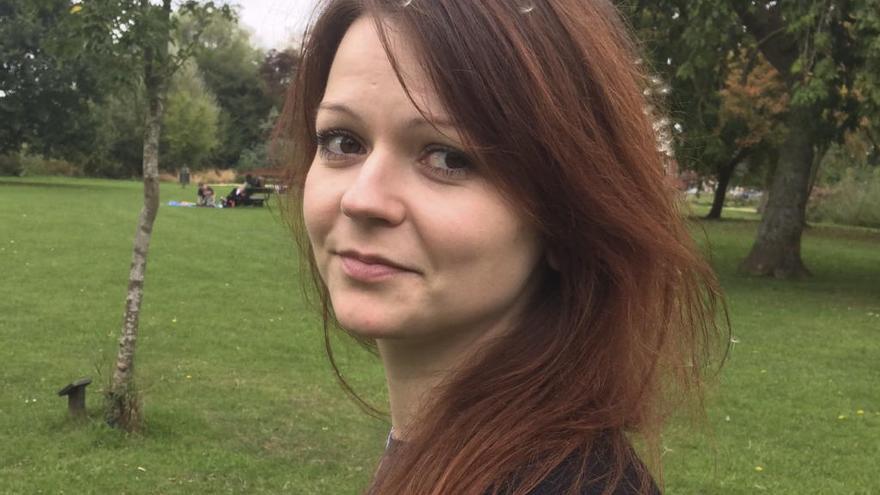 La hija de Skripal rechaza la ayuda rusa tras recibir el alta