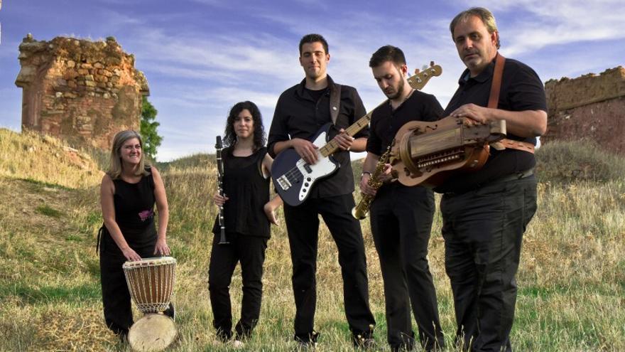 """Concierto """"Desconfinados"""" del grupo Santarén Folk, este jueves en el Verano Cultural de Zamora"""