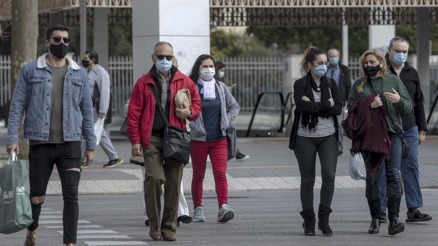 Coronavirus en Baleares: La incidencia cumple una semana a la baja y disminuye el número de enfermos