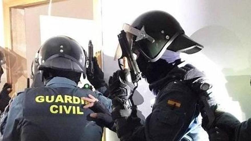 Sale de prisión tras violar y grabar a su novia en Huesca y vuelve a ser detenido por raptarla