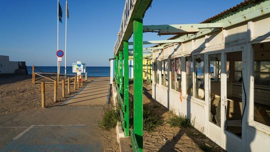 Obligan a los propietarios a precintar el restaurante Katy de Cabo de Palos