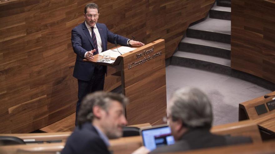 """""""Una EBAU nacional me suena a una reválida y nosotros no creemos en las reválidas"""", afirma Genaro Alonso"""