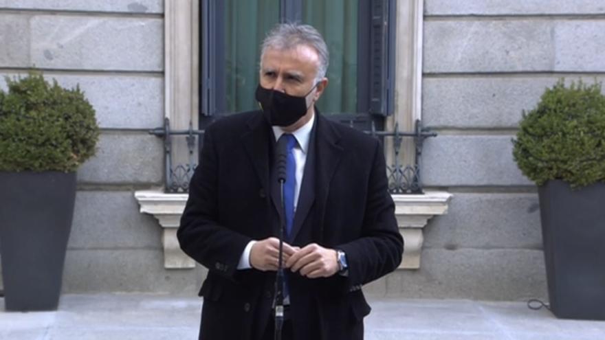 """Torres demanda """"un último sacrificio"""" a Tenerife y pide endurecer vigilancia"""