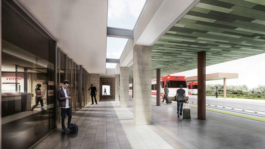 Renfe adjudica por 4,4 millones la reforma de la estación de tren de Tavernes