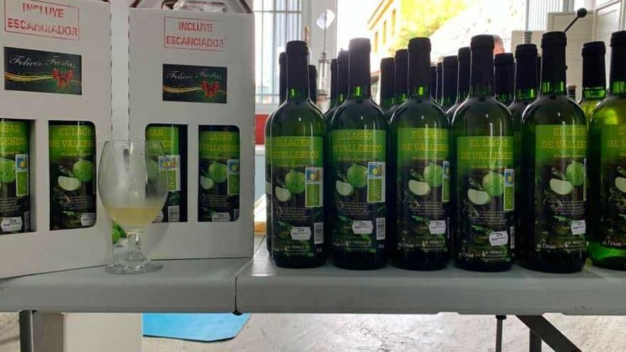 Reconocimiento internacional a diez sidras locales en el 'Wine & Spirits Awards'
