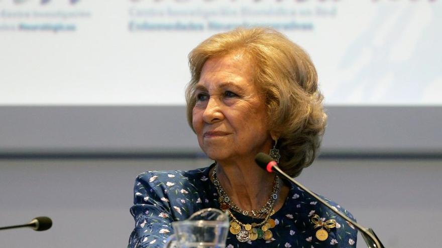 Los mayores apoyos de la Reina Sofía en Mallorca