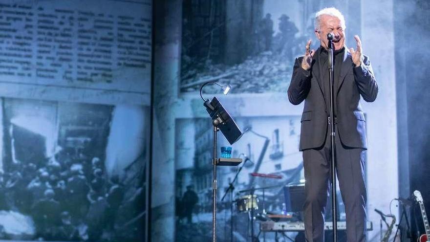"""Víctor Manuel: """"La música actual vive bajo un esquema, le falta creatividad para emocionar"""""""
