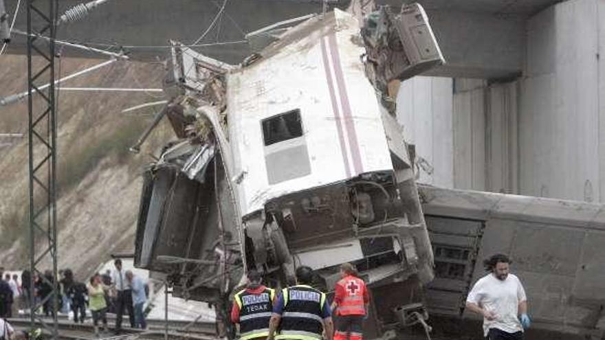 La comisión de accidentes ferroviarios descarta investigar de nuevo el siniestro de Angrois