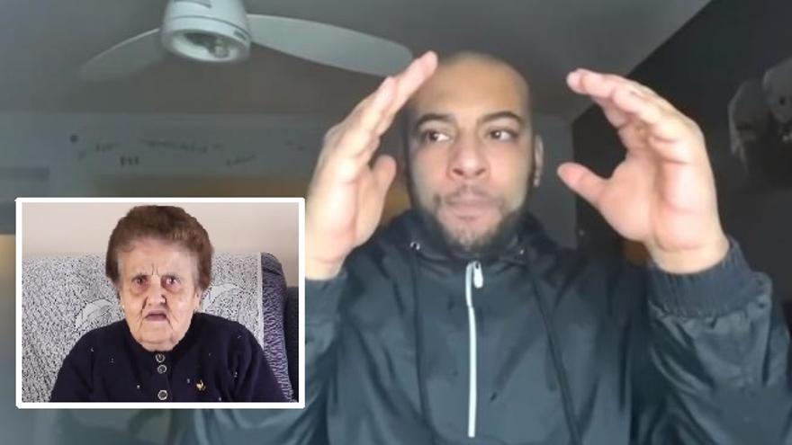 El 'youtuber' que insultó a los canarios vuelve a la carga