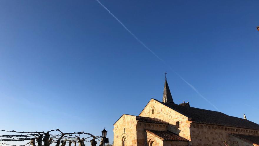 El tiempo en Zamora hoy, domingo 18 de abril | Sol de día, frío de noche