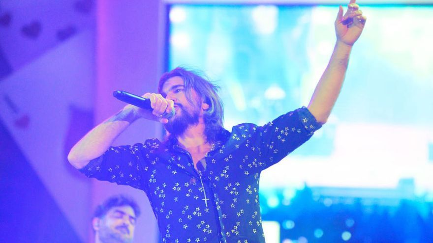 """Juanes: """"Aquí noto la energía que tiene la Isla, hay mucho talento"""""""