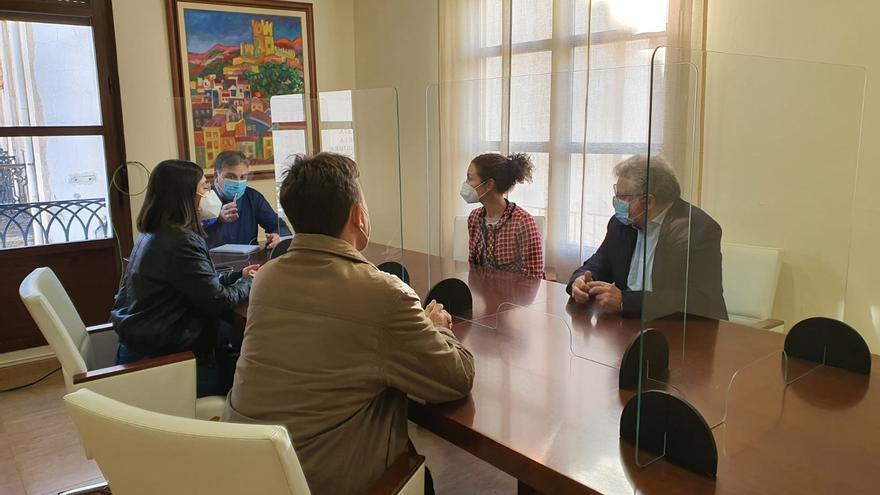 Los coordinadores de los centros de salud de Villena, pregoneros de la Navidad de 2020