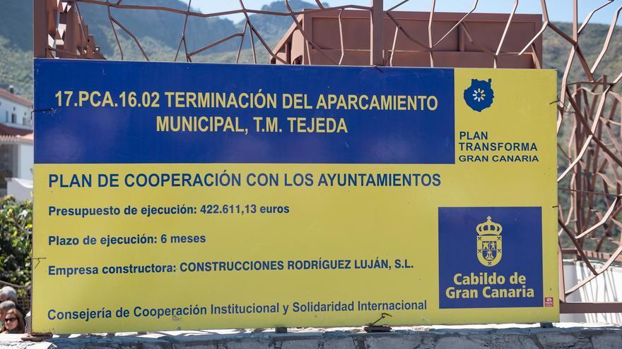 El Cabildo aprueba los 70 proyectos a los que irán los 15 millones del Plan de Cooperación