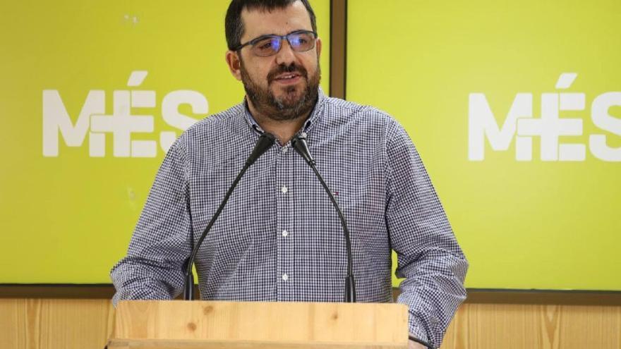"""Vidal acusa a Sánchez de """"ignorar"""" a los pueblos de Mallorca afectados por el cap de fibló"""