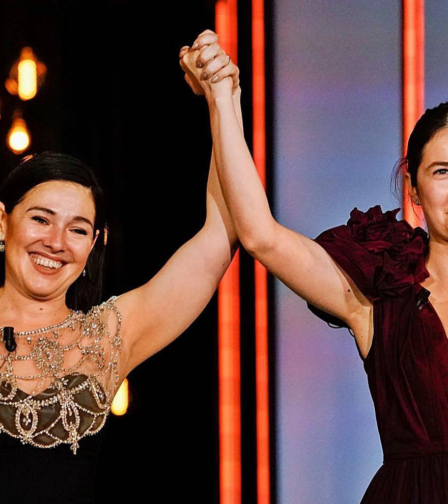 La creatividad femenina conquista todos los premios de San Sebastián