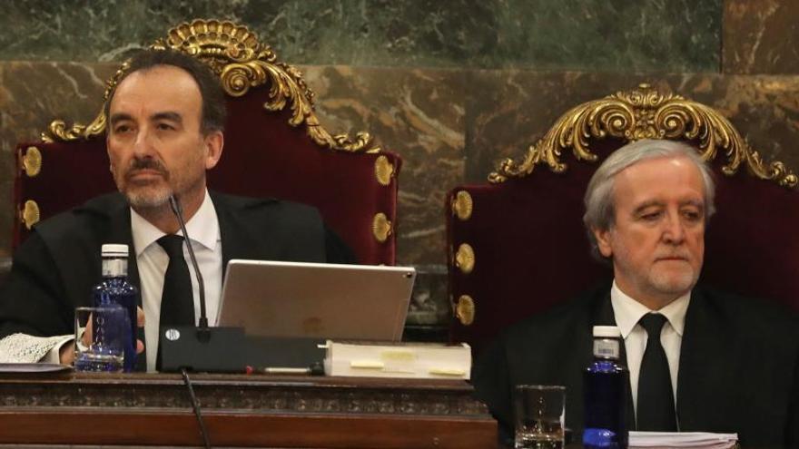 El tribunal sopesa un careo entre López y De los Cobos