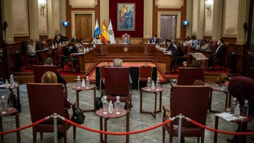 Santa Cruz creará un bono para fomentar el consumo en las empresas de la ciudad