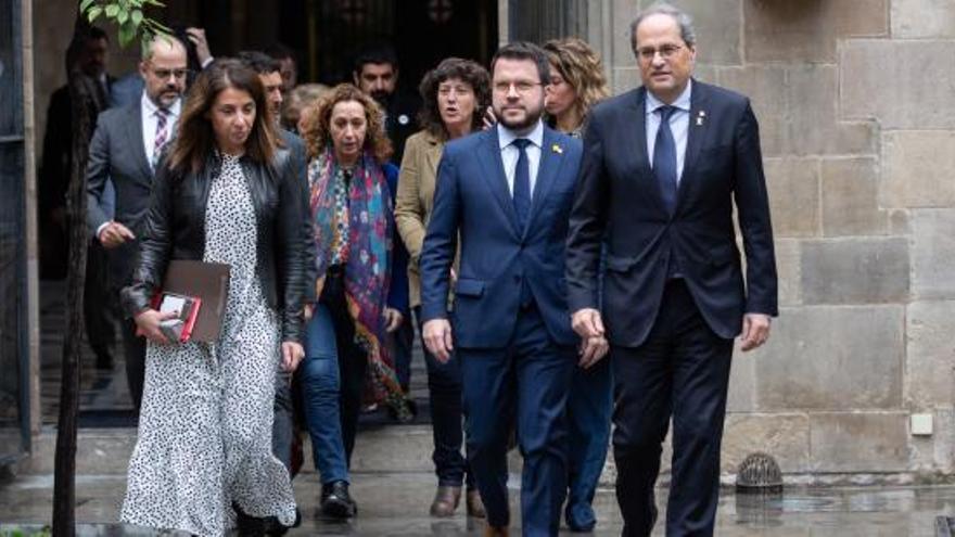 La Junta Electoral de Barcelona adjudica l'escó de Torra a Ferran Mascarell