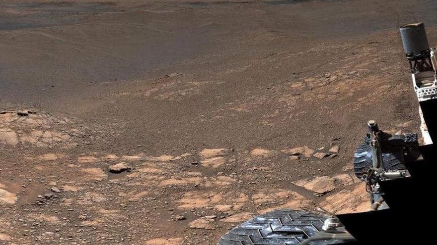 Marte podría no haber tenido un océano de magma