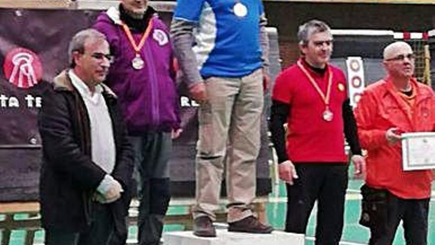 Bernardo Martínez, campeón regional en Arco Instintivo