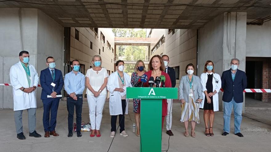 La  Junta de Andalucía ya tiene licencia para la ampliación del Hospital Costa del Sol
