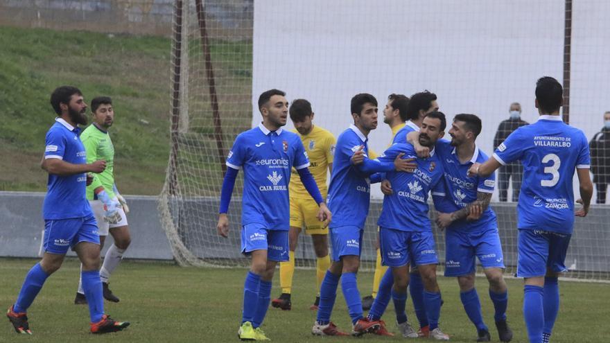 El Villaralbo gana su amistoso ante La Cistérniga