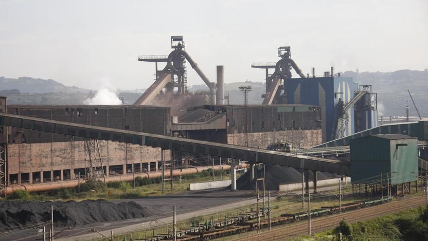 Fallece en accidente laboral un trabajador de una subcontrata de Arcelor en Veriña