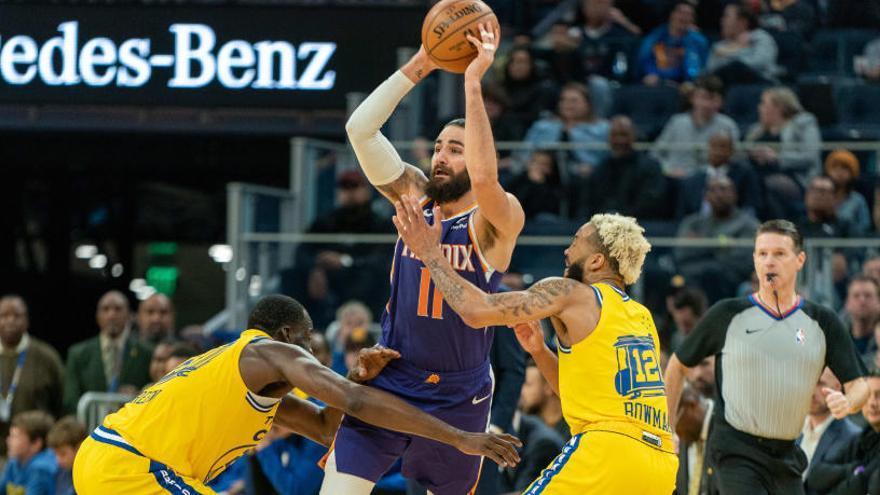 Ricky Rubio e Ibaka llegan a los 20 puntos y deciden los triunfos de Suns y Raptors