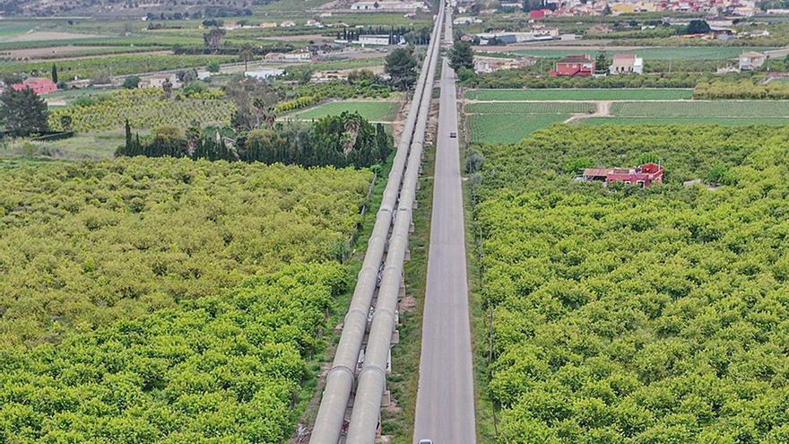 Los recortes en el Tajo-Segura aumentarán un 20% el precio del agua a agricultores y municipios