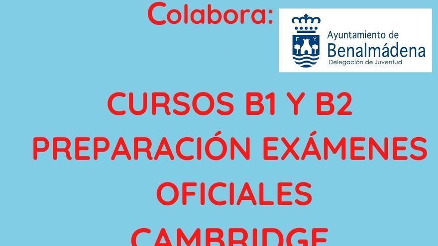 Curso inglés B1 y B2