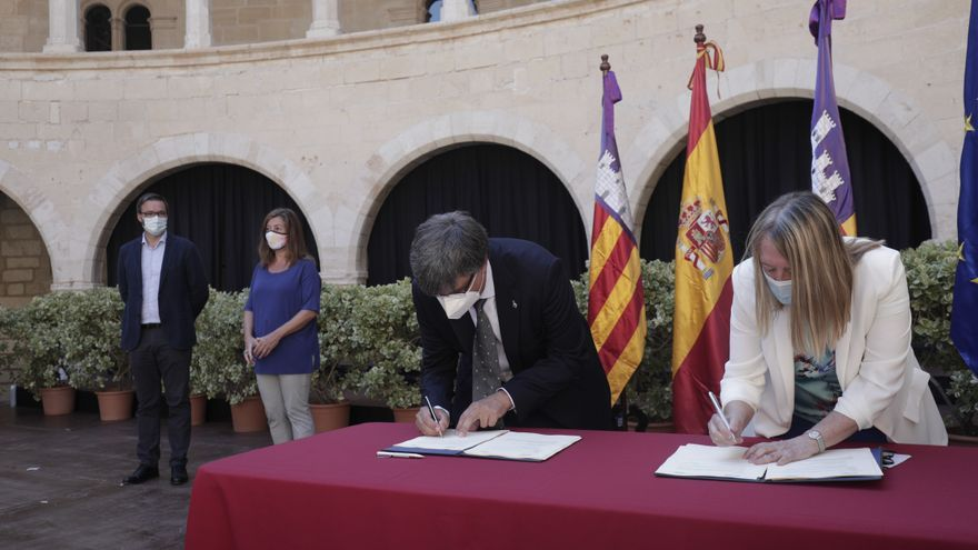 El Estado también financiará los 35 millones que costará el emisario de la nueva depuradora de Palma