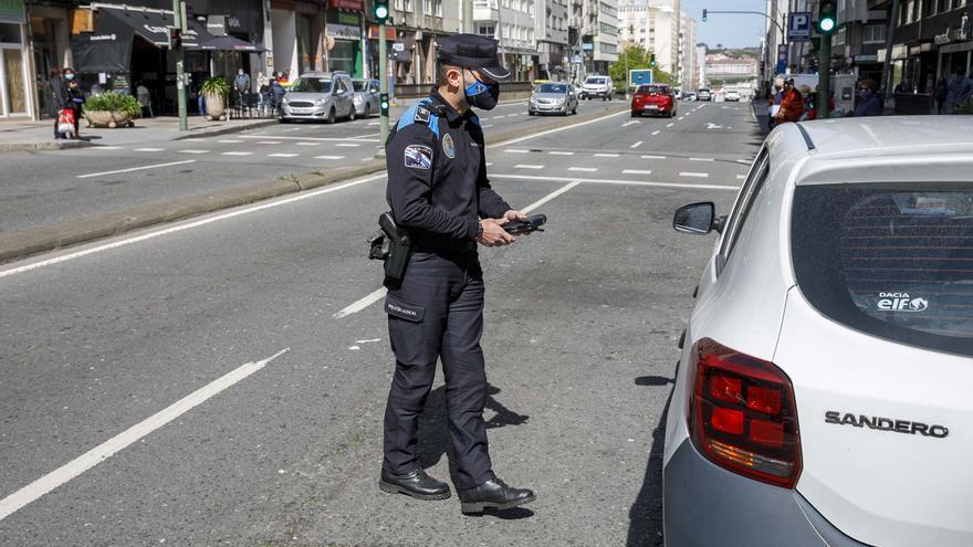 Interpuestas más de 500 multas en Cambre por incumplimiento de la normativa sanitaria