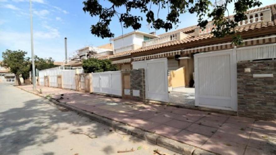 Casas de vacaciones cerca del Mar Menor