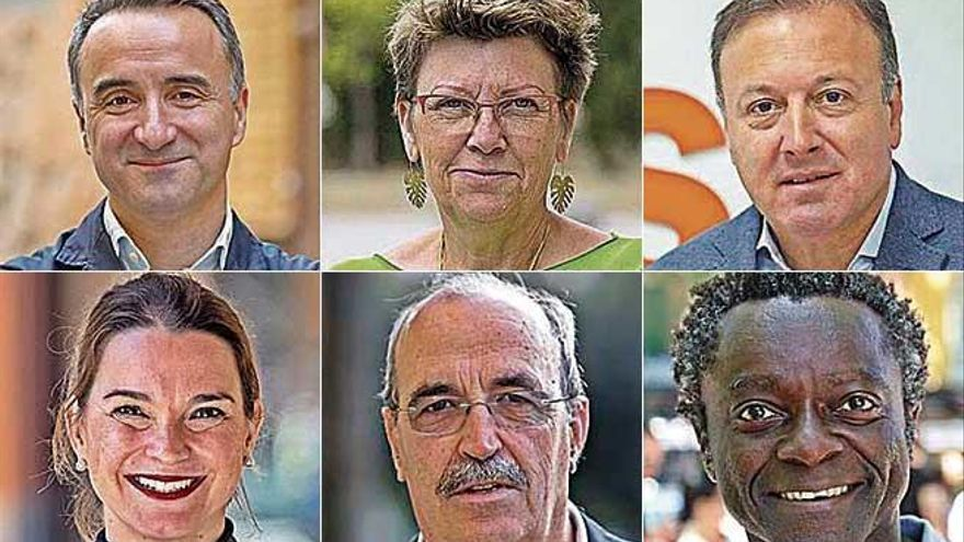 Los candidatos del 10N debaten en el Club Diario de Mallorca