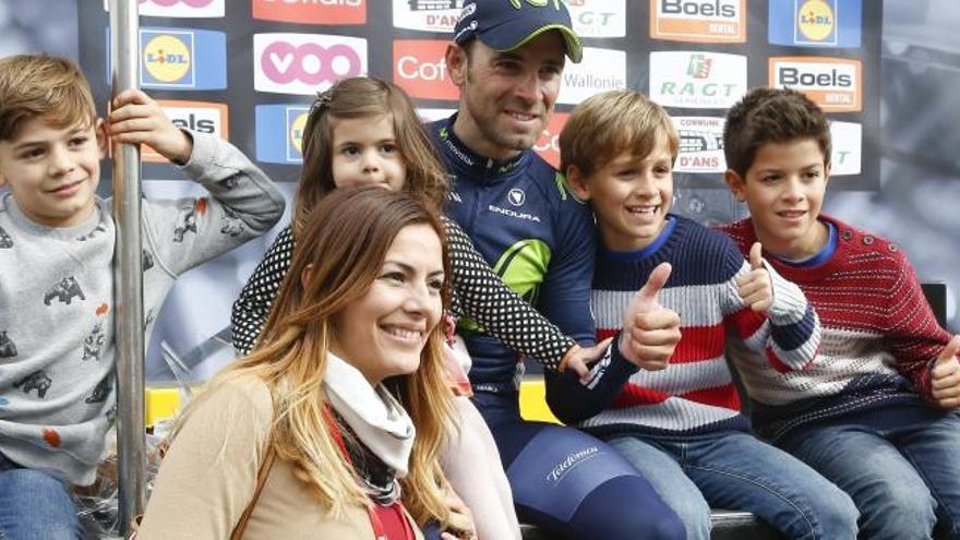 Valverde conquista su cuarta Lieja-Bastogna-Lieja