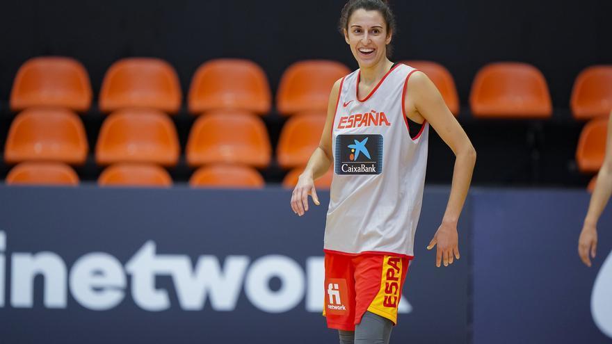 Alba Torrens es baja en el Eurobasket por su positivo en coronavirus