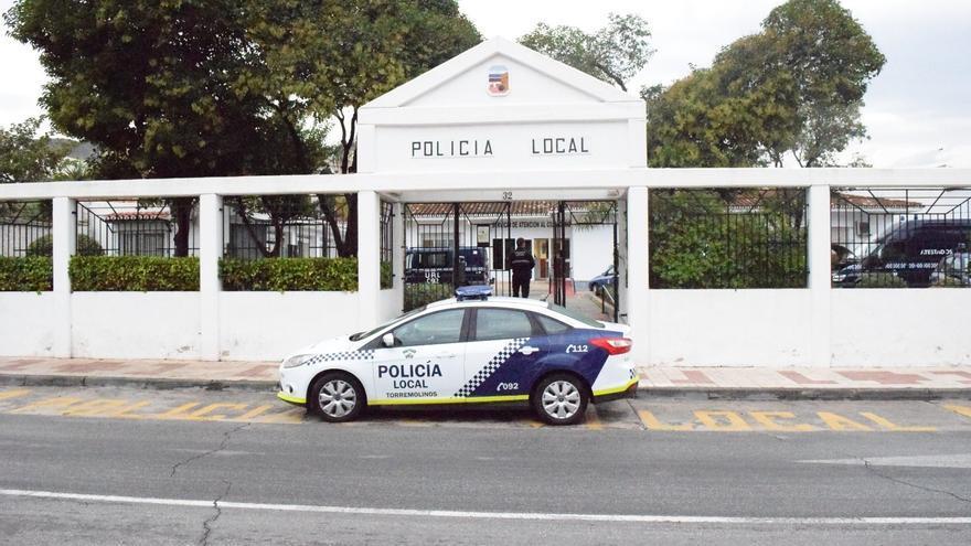 Detenido por robar 260 metros de cobre del Parque de la Batería de Torremolinos