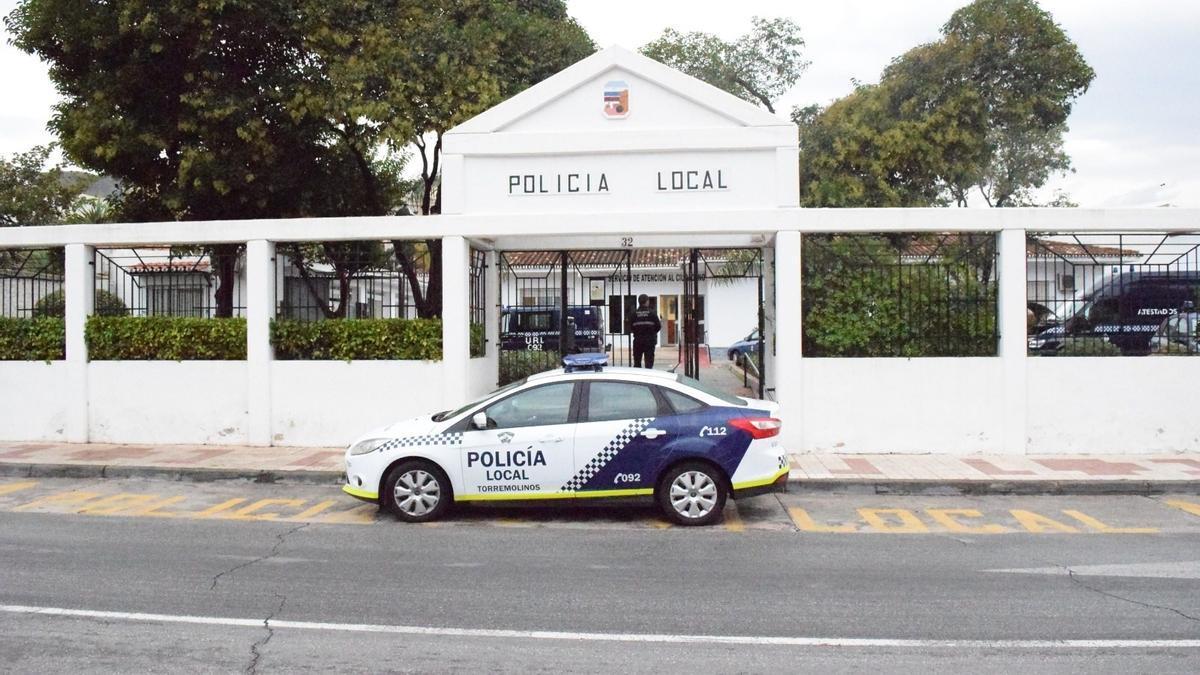 Patrulla de la Policía Local de Torremolinos