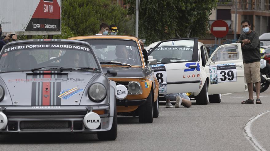 Adrenalina redoblada sobre ruedas en la 45.ª edición del Rally de Avilés