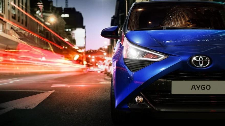 Toyota rebaja el precio de sus modelos urbanos  de cara a la 'nueva normalidad'