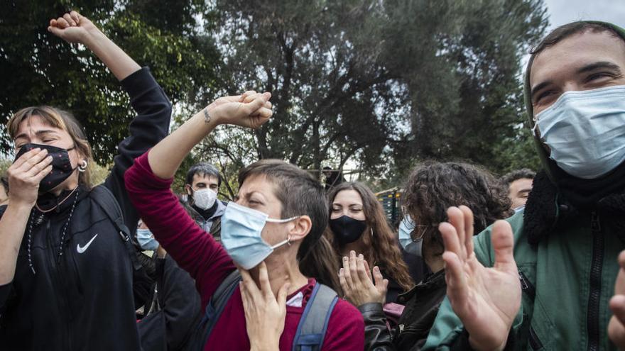 """El Congreso frena la ley """"integral"""" del PP contra la okupación"""