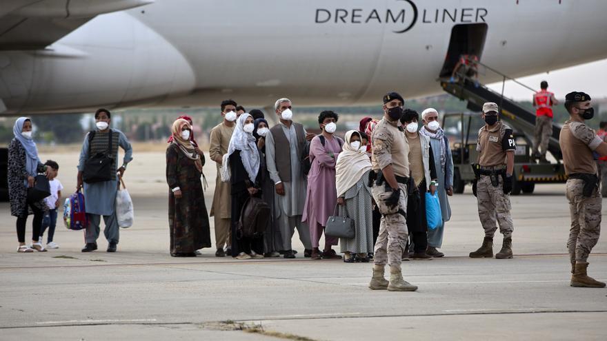 Andalucía acoge ya a más de un centenar de refugiados afganos