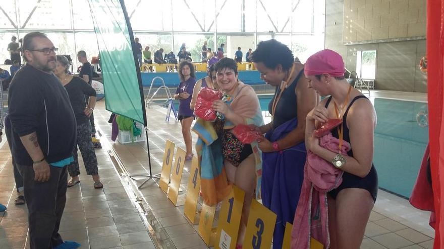 Roses acull el campionat de natació de l'ACELL