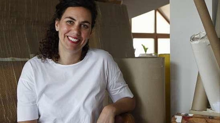 Irma Álvarez-Laviada, finalista del premio de arte emergente de ARCO