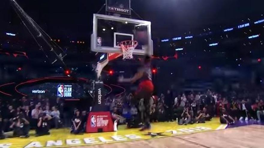 VÍDEO | Donovan Mitchell, nou rei de les esmaixades emulant Vince Carter a la NBA