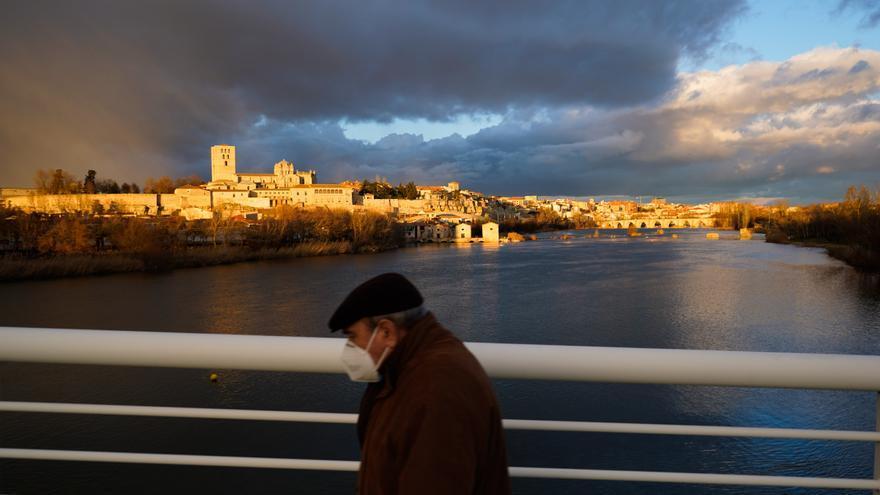 El tiempo en Castilla y León: Aumento de la nubosidad con temperaturas en descenso