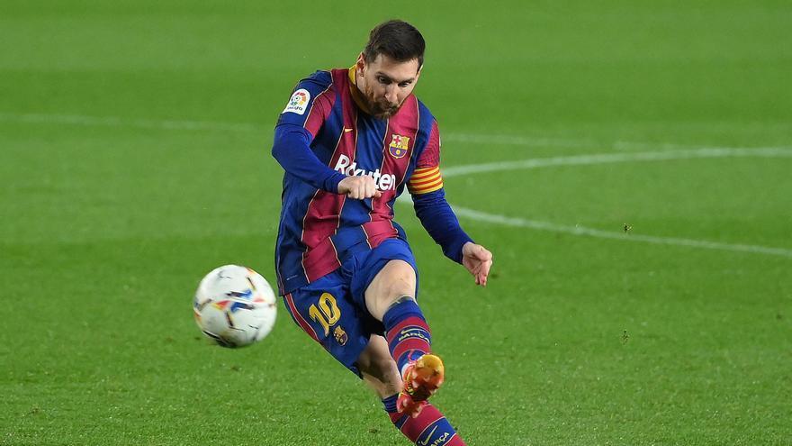 La Real Sociedad, apremiada en la quinta plaza, necesita antídoto para el Barça de Messi