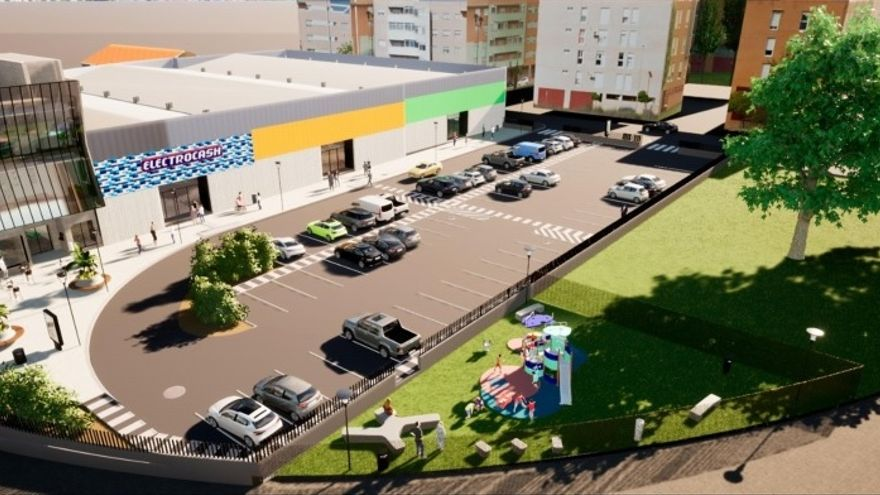 El parque comercial Maltravieso abrirá este año y creará 20 empleos