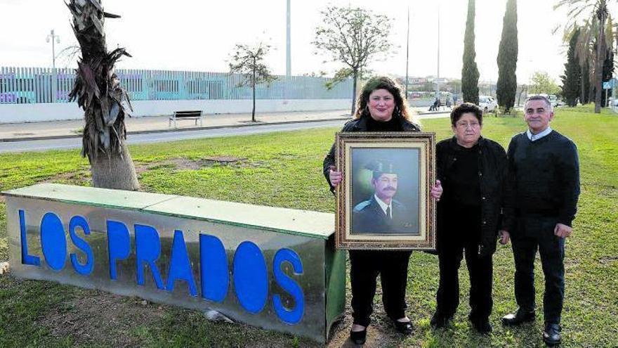Diego Díaz: Un héroe que sigue vivo en Los Prados